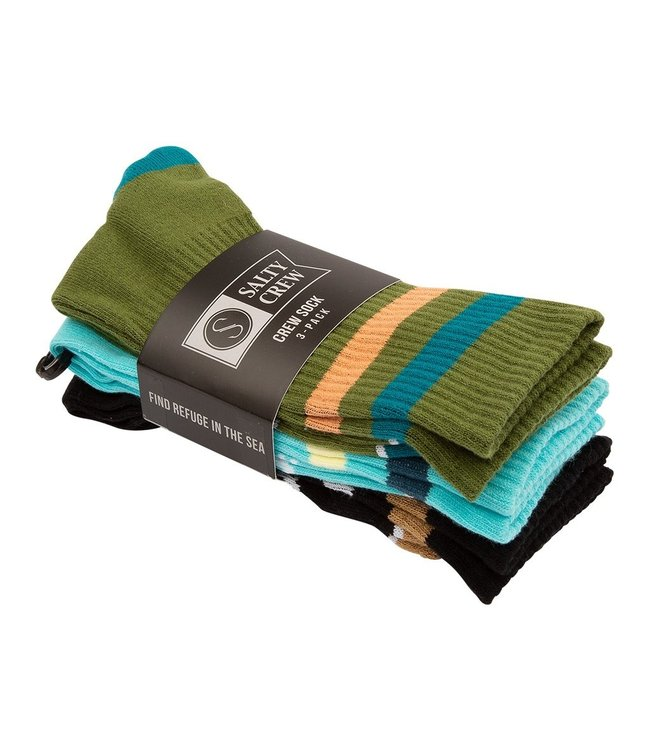 Salty Crew Hobart Sock 3 Pack