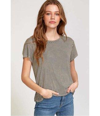 RVCA Suspension 3 Knit T-Shirt