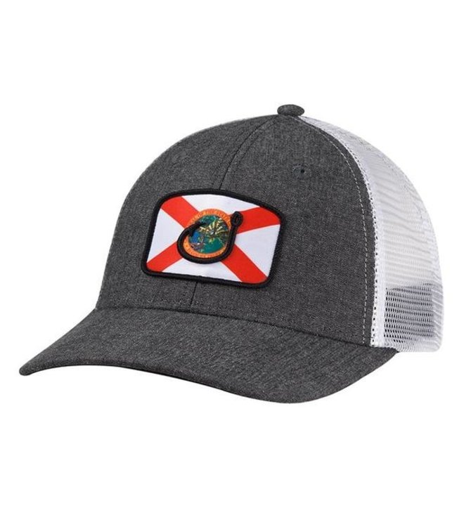 Avid Florida Flag Trucker Hat