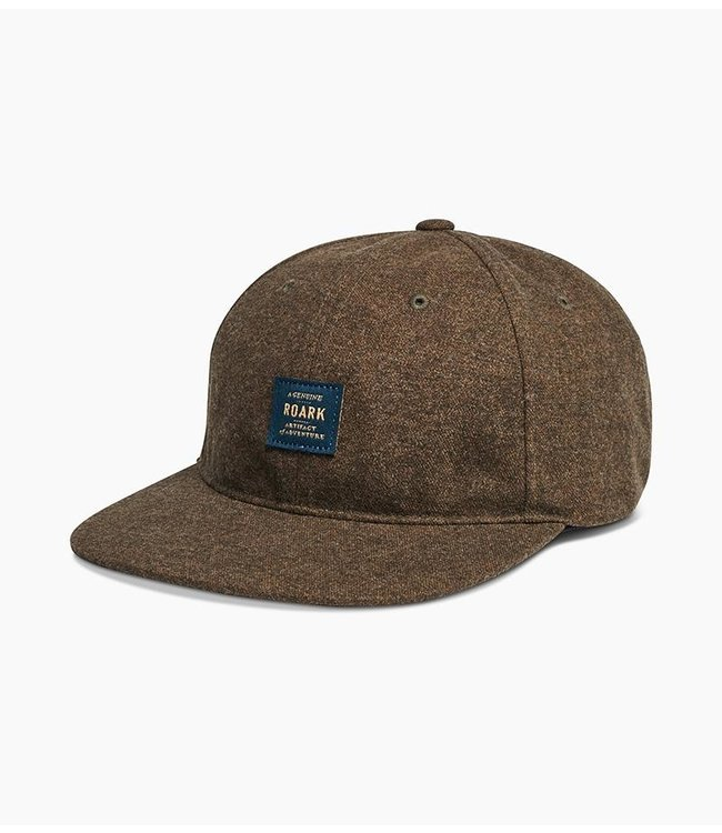 Roark Revival Mill Town Strap Patch Hat