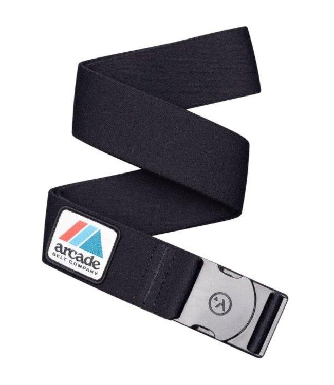Arcade Belts, Inc. Rambler Logo Stretch Belt