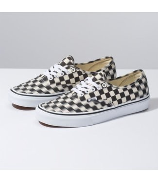 Vans Authentic Blur Check Shoes