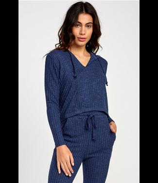 RVCA Mesa Knit Pullover Top