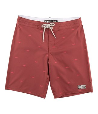 Salty Crew Fish Pin Elastic Utility Boardshort
