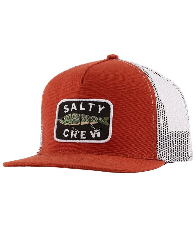 Salty Crew Paddle Tail Trucker Hat