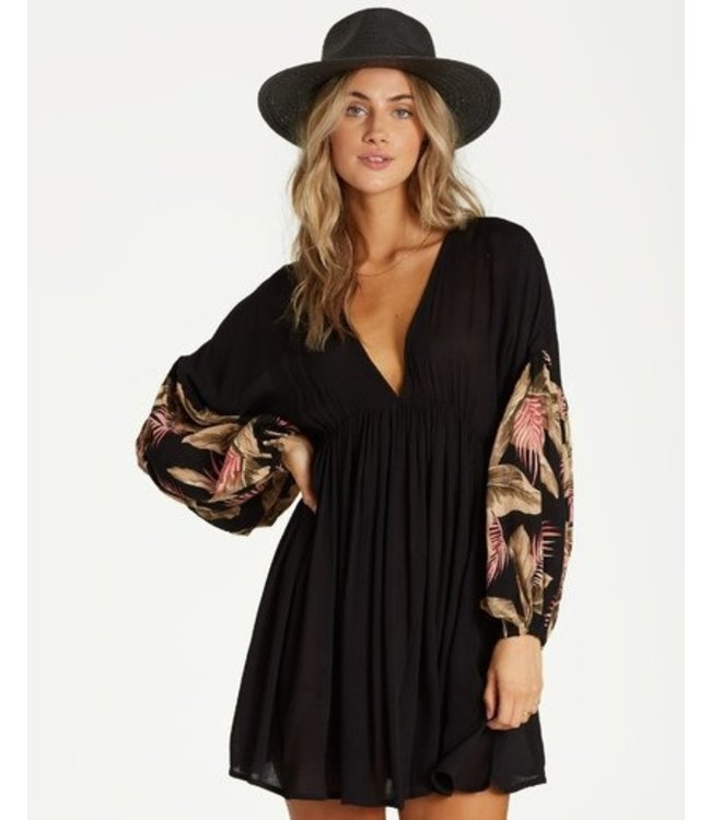 Billabong Wind Whispers Mini Dress