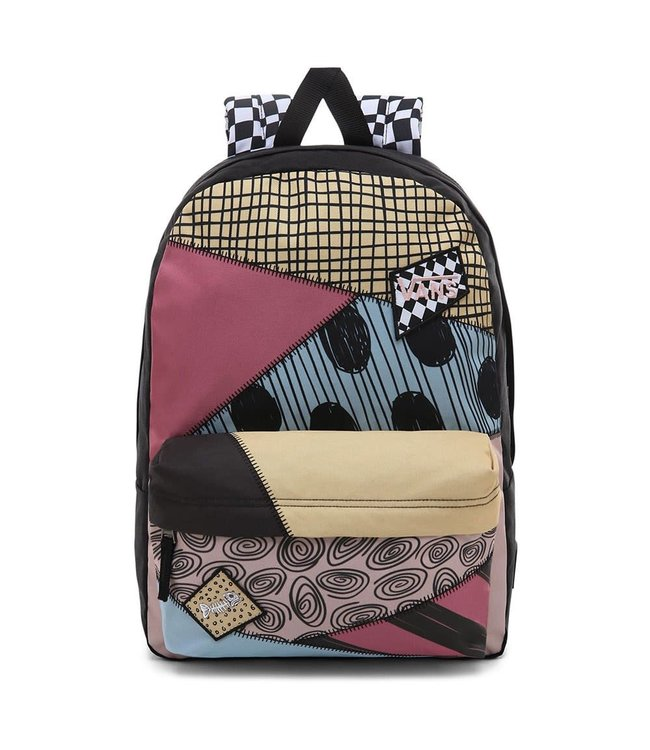 Vans x NBC Sally Patchwork Realm Backpack