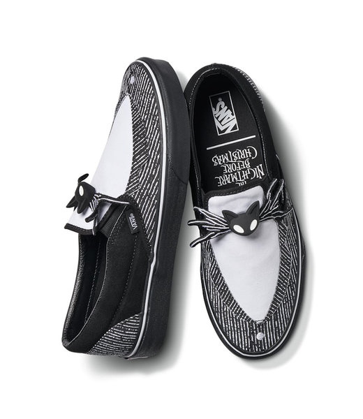 x NBC Jack Classic Slip-On Shoes