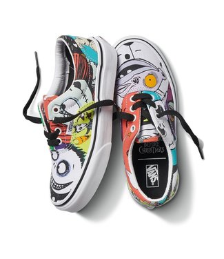 Vans x NBC Halloween Era Shoes