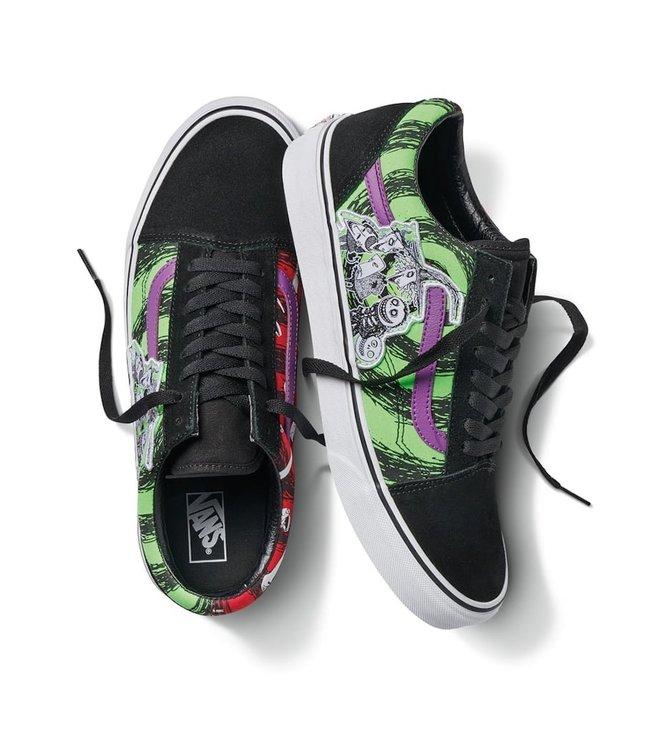 Vans x Nightmare Before Christmas LSB Old Skool Shoes