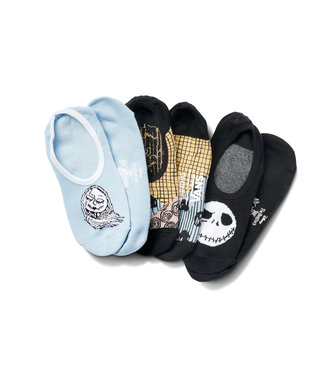 Vans x NBC Sally and Jack Canoodles Socks 3pk