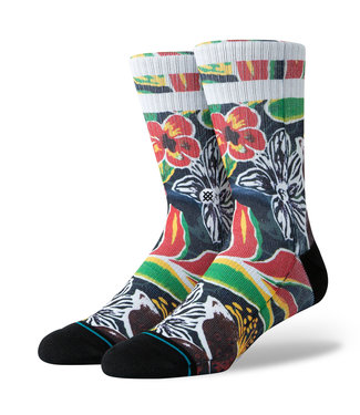 Stance Sinharaja Flower Crew Socks