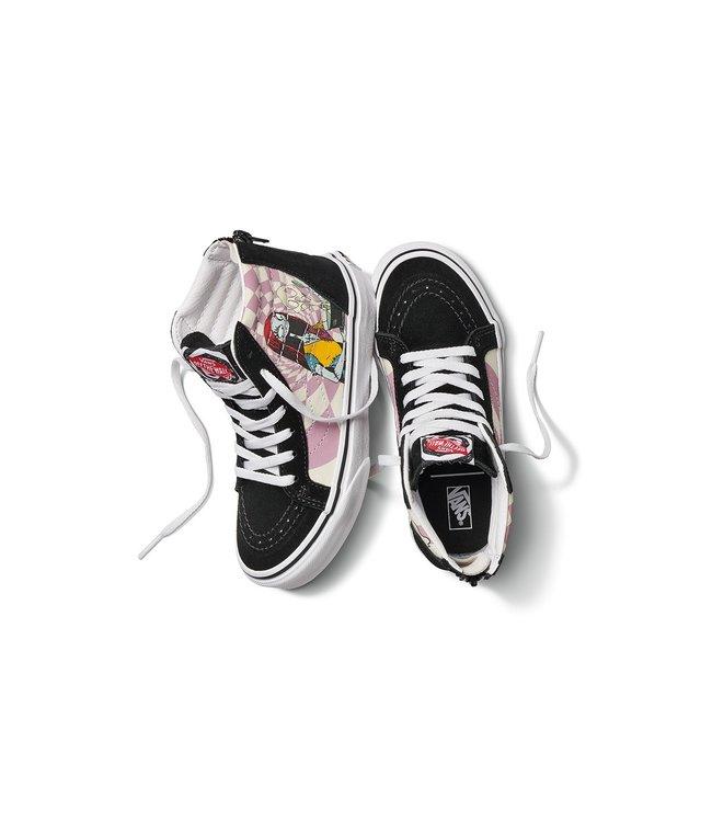 Vans x Nightmare Before Christmas Sally's Sk8 Hi Shoes