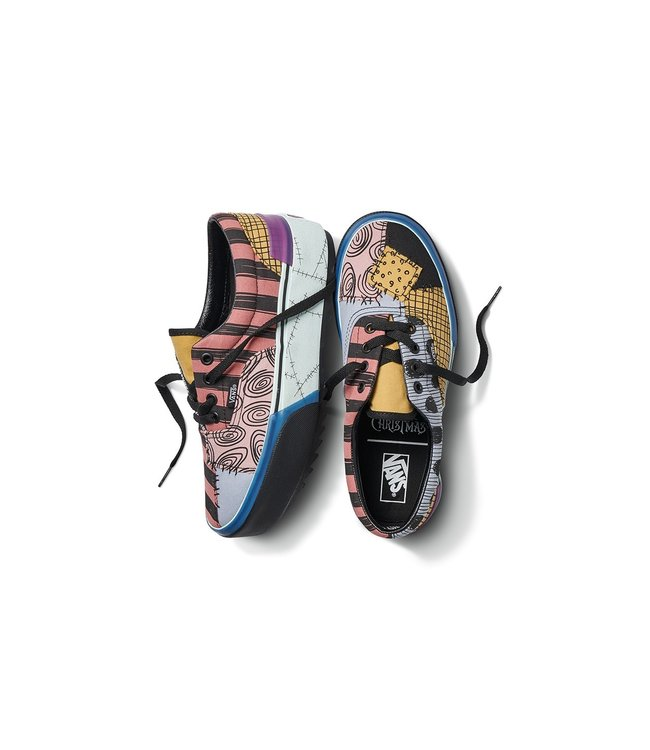 Vans NBC Sally Patchwork Era Stacked Shoes