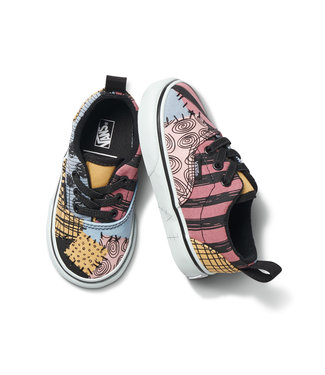 Vans NBC Toddler Elastic Lace Shoes