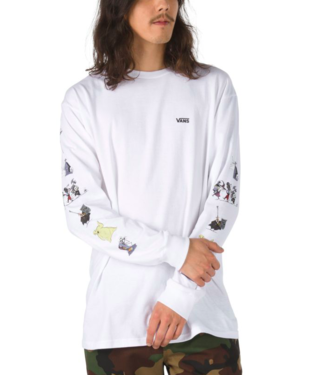 Vans x NBC Characters Long Sleeve T-Shirt