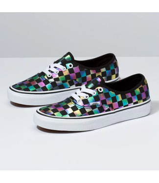 Vans Authentic Iridescent Check Shoes
