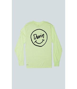 Duvin Design Co. Smiles Long Sleeve T-Shirt