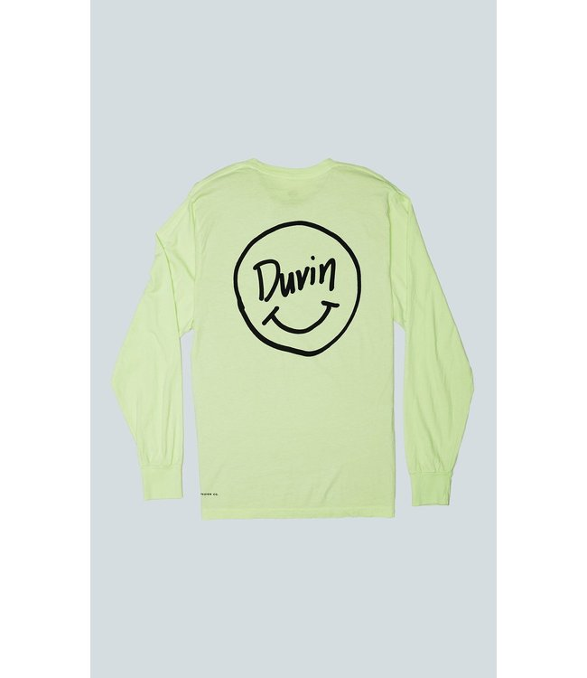 Duvin Design Co. Smiles Long Sleeve T-Shirt