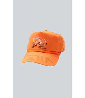 Duvin Design Co. Fish Club Orange Hat