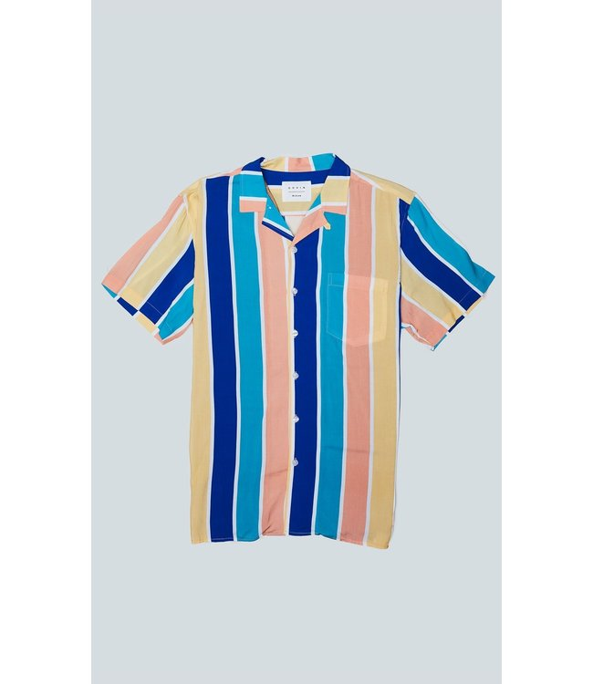 Duvin Design Co. Pastel Boogie Buttonup