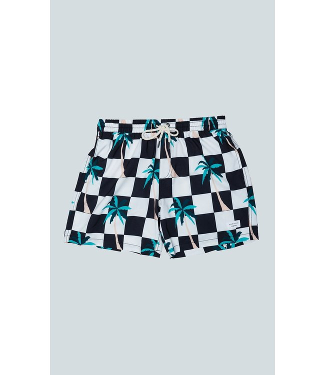 Duvin Design Co. Checker Palm Short