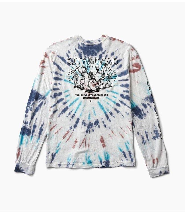 Roark Revival City of the Dead Long Sleeve Premium Shirt