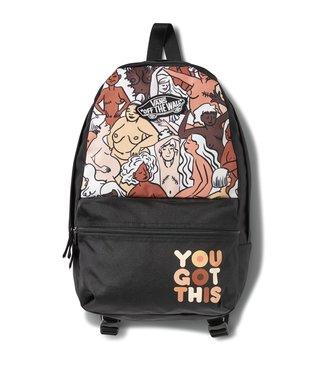 Vans Breast Cancer Awareness Backpack