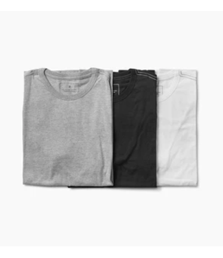Roark Revival 3-Pack Rat Knit T-Shirts