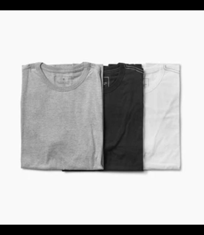 Roark Revival 3-Pack Rat Knit T-Shirts