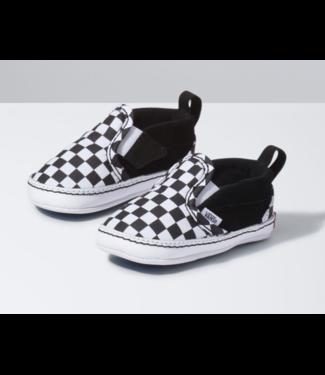 Vans Infant Checker Slip-On V Crib Shoes