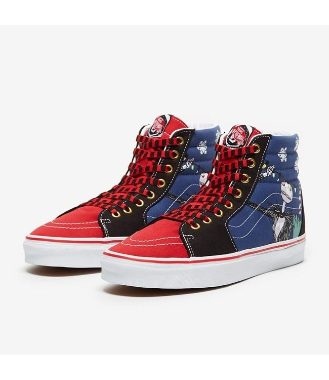Vans Nightmare Before Christmas Sk8-Hi Shoes