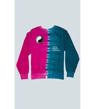 Duvin Design Co. Split Crewneck Sweater