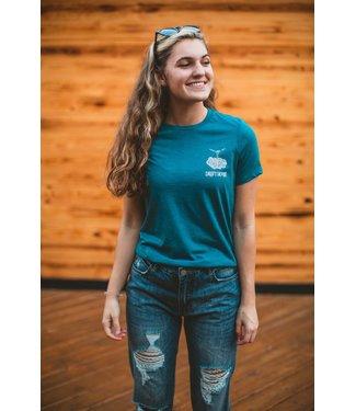 Drift House Women's Shaka Cloud T-Shirt