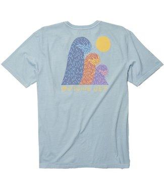 Vissla Outside Sets Pigment Dye T-Shirt