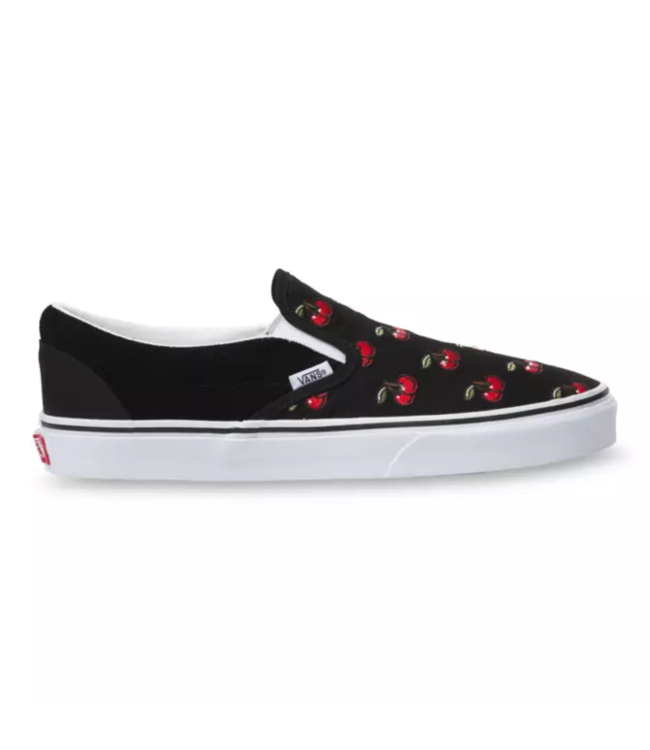 Vans Classic Slip On Cherries