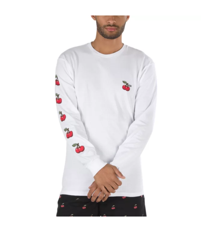 Vans Cherries Long Sleeve T-Shirt
