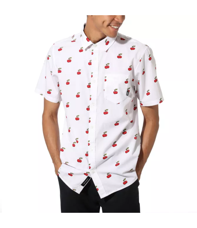 Vans Cherries Button Down Shirt