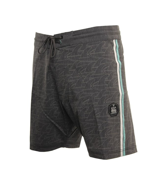 VISSLA Backwards Fin Beach Grit Boardshorts