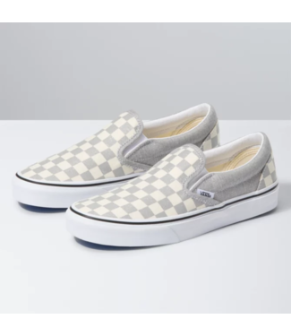 Vans Classic Slip On Checkerboard Shoes