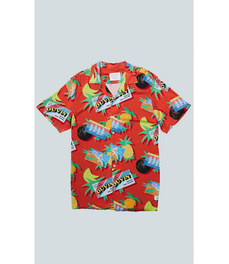 Duvin Design Co. Greetings From FL Buttonup Shirt