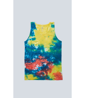 Duvin Design Co. Smile Tie Dye Tank Top