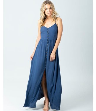 Rip Curl Sunsetters Solid Maxi Dress
