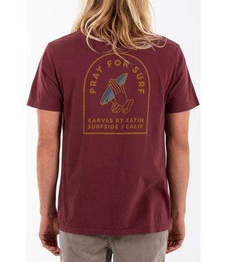 Katin USA Pray For Surf T-Shirt