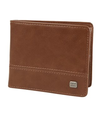 Billabong Dimension Leather Wallet