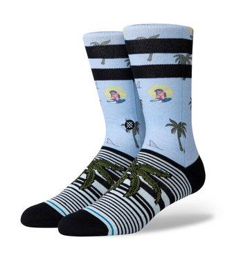 Stance Aloha Monkey ST Crew Sock