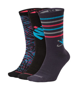 Nike SB Everyday Max Lightweight 3 Pack Socks