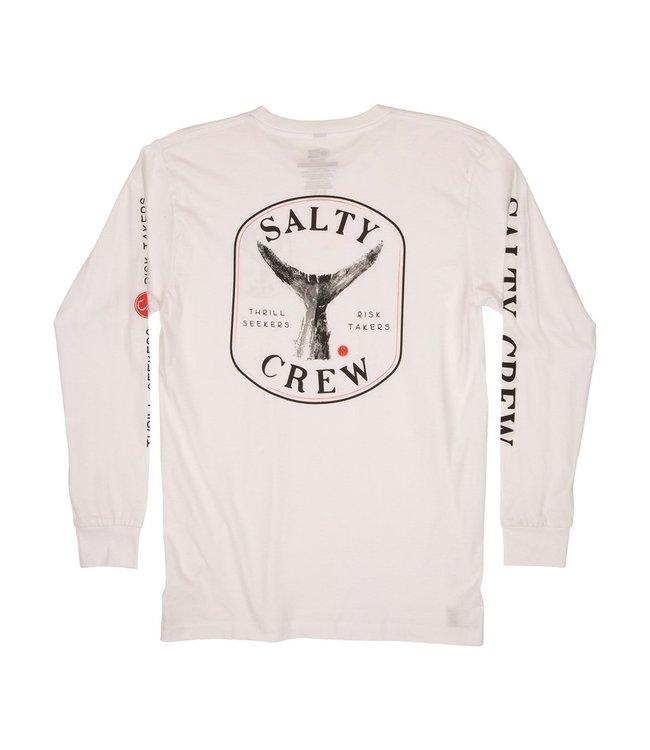 Salty Crew Fishstone Premium Long Sleeve Shirt