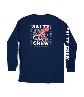 Salty Crew Squiddy Long Sleeve Shirt