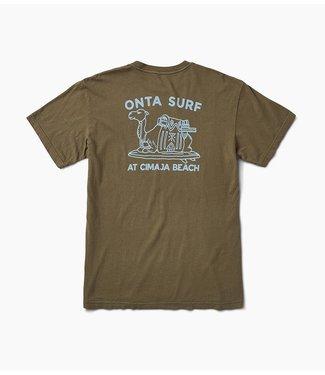Roark Revival Onta Surf Premium T-Shirt